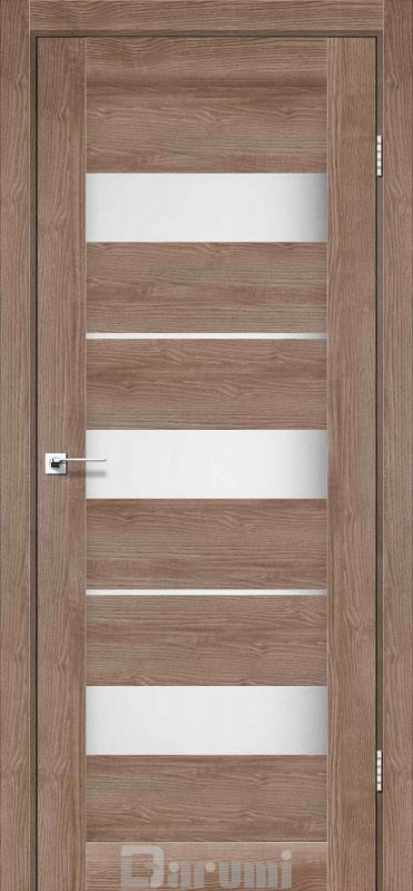 Двері міжкімнатні Darumi-Marsel горіх бургун