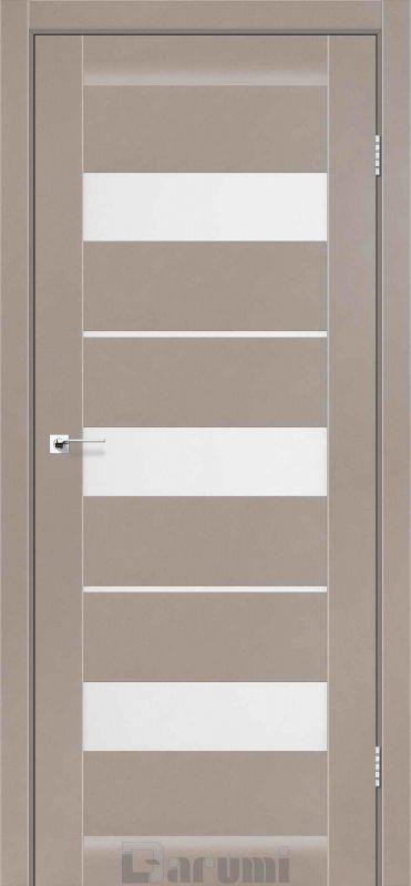 Двері міжкімнатні Darumi-Marsel сірий краст