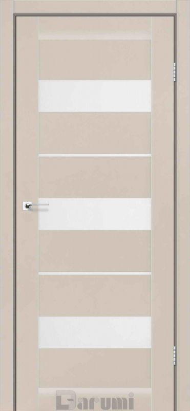 Двері міжкімнатні Darumi-Marsel димчастий краст