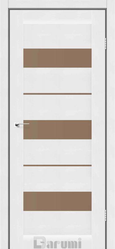 Двері міжкімнатні Darumi-Marsel білий текстурний br