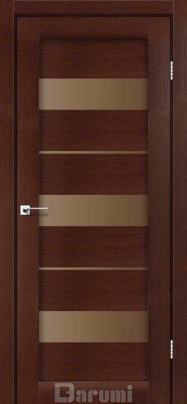 Двері міжкімнатні Darumi-Marsel венге панга br