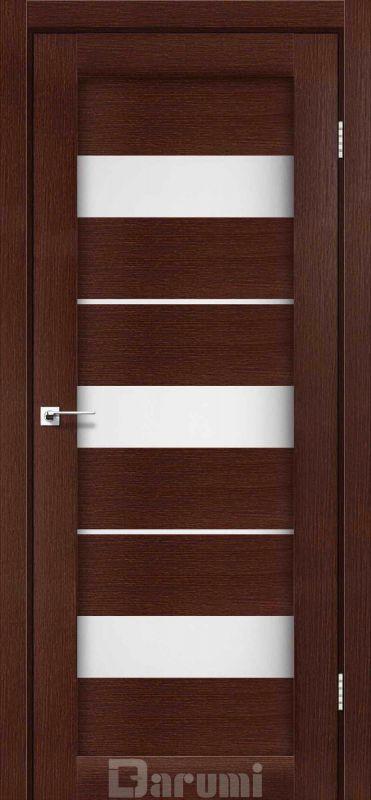 Двері міжкімнатні Darumi-Marsel венге панга