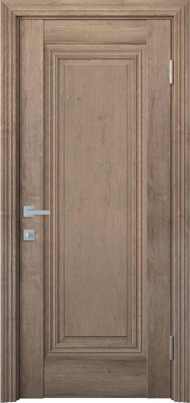 Дверне полотно Прованс Мілла ПГ горіх європейський