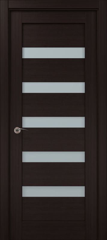 Дверне полотно Папа Карло Millenium 02 венге