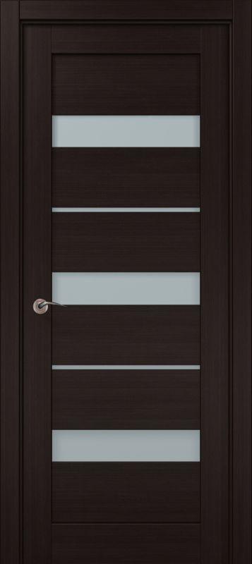 Дверне полотно Папа Карло Millenium 22 венге