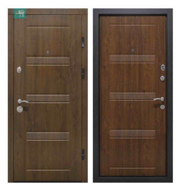 Двері вхідні  Міністерство дверей ПК-29+ V Дyб тeмний Vinorit