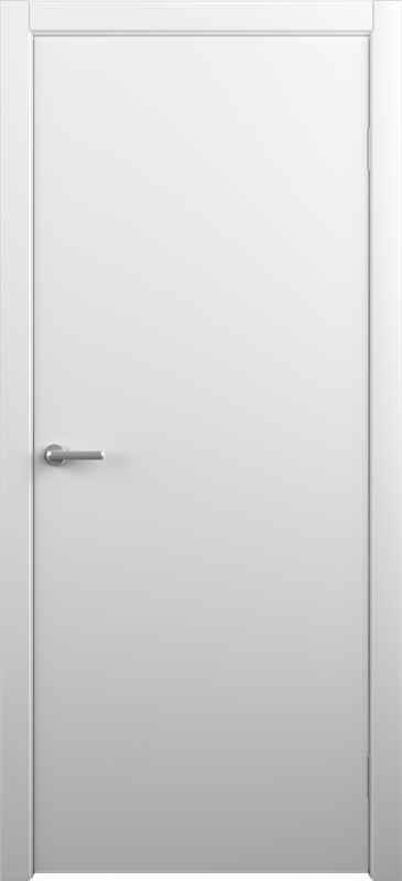 Дверне полотно Albero Mono ПГ Vinil білий