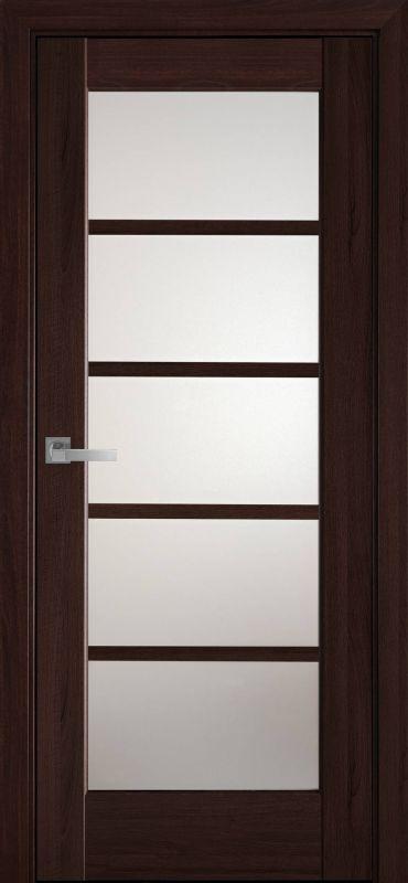 Дверне полотно Ностра Муза каштан