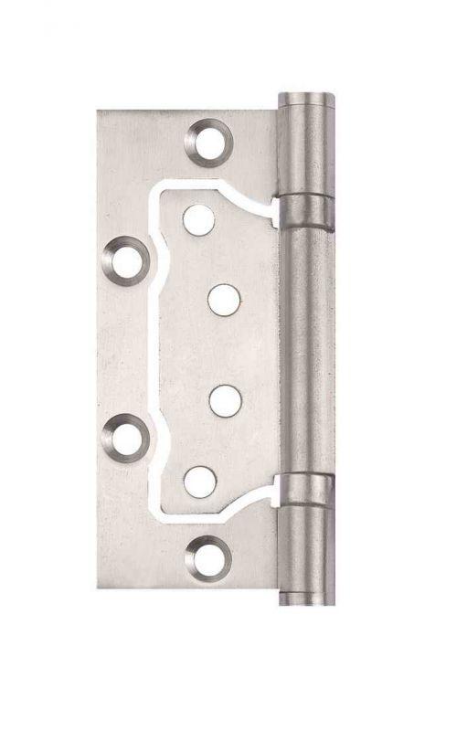 Завіса для дверей неврізна універсальна 2BB-100 SN матовий нікель