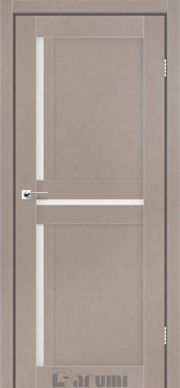 Двері міжкімнатні Darumi-Next сірий краст
