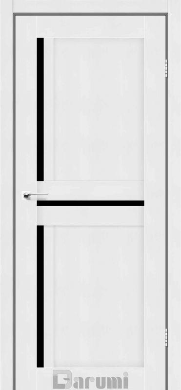 Двері міжкімнатні Darumi-Next білий текстурний blk