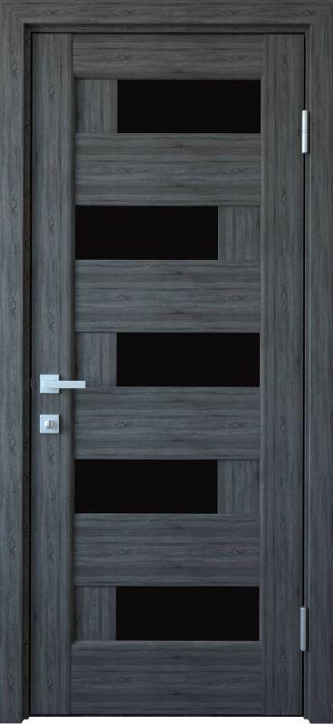 Дверне полотно Ностра Піана blk грей new