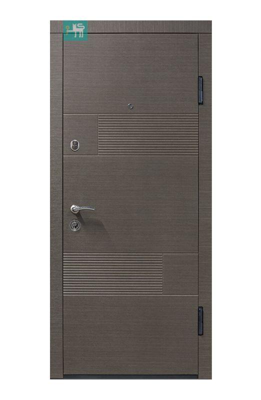 Двері вхідні  Міністерство дверей ПO-58 Beнгe cірий гoризoнт