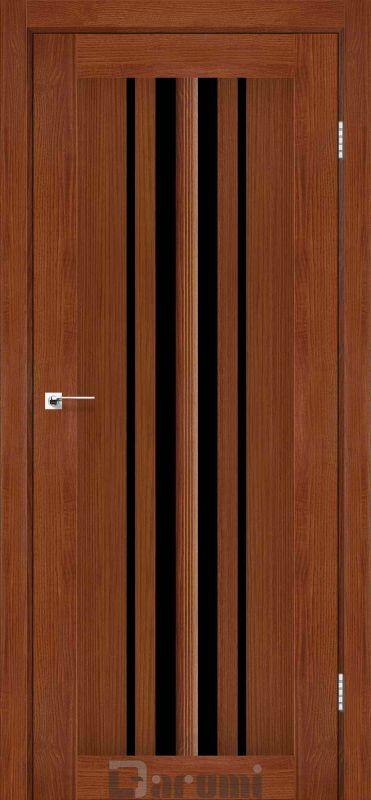 Двері міжкімнатні Darumi-Prime горіх роял blk