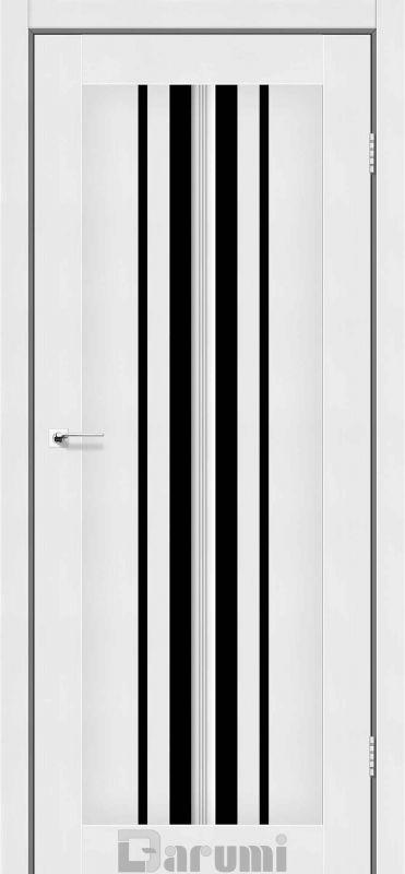 Двері міжкімнатні Darumi-Prime білий текстурний blk