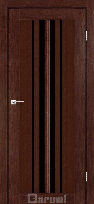 Двері міжкімнатні Darumi-Prime венге панга blk