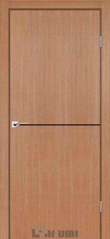 Двері міжкімнатні Darumi-Plato PTL-03 дуб натуральний