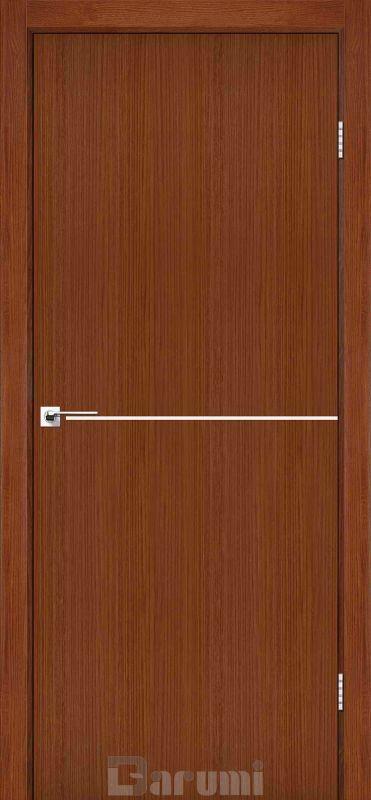 Двері міжкімнатні Darumi-Plato PTL-03 горіх роял