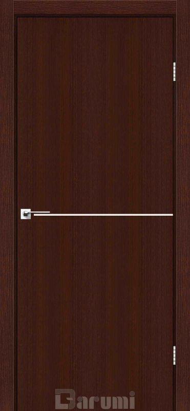 Двері міжкімнатні Darumi-Plato PTL-03 венге панга