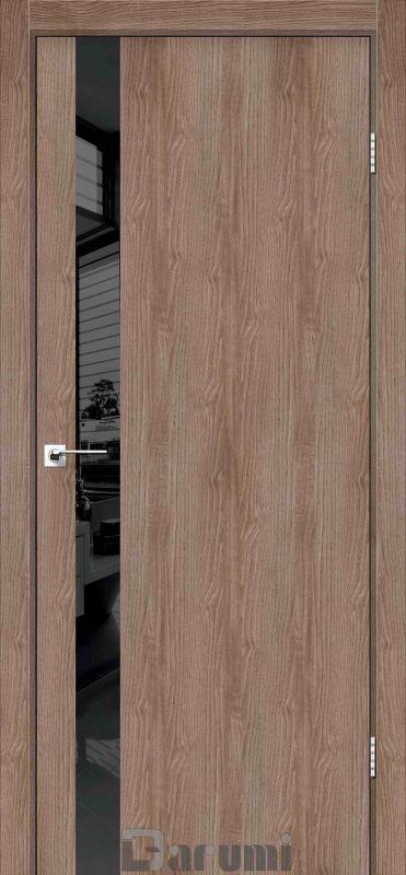 Двері міжкімнатні Darumi-Plato PTL-04 горіх бургун