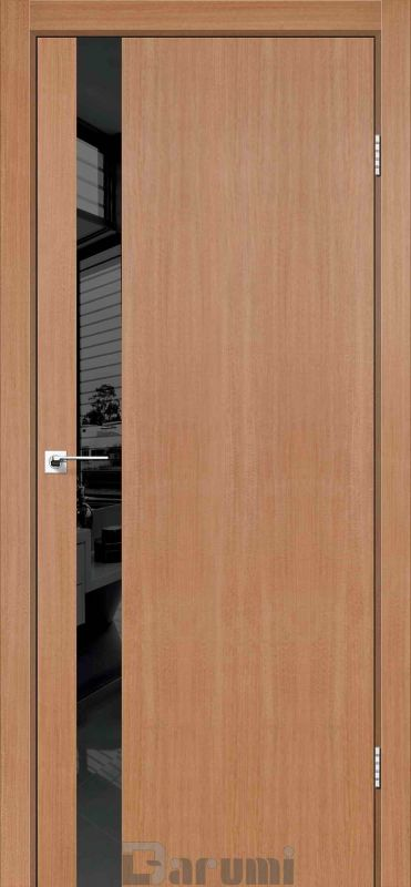 Двері міжкімнатні Darumi-Plato PTL-04 дуб натуральний