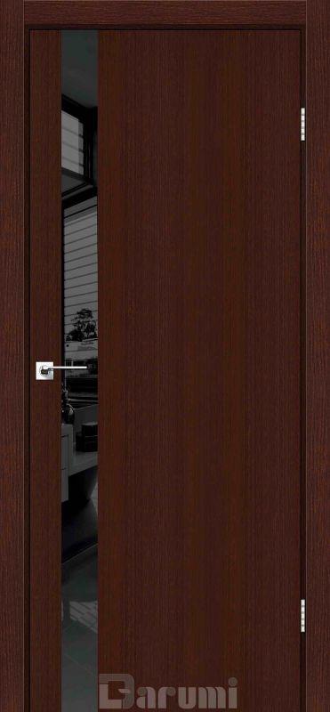 Двері міжкімнатні Darumi-Plato PTL-04 венге панга