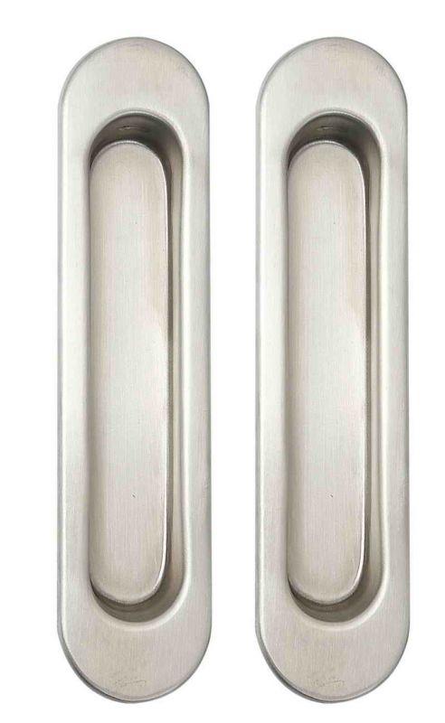 Ручки для розсувних дверей S222 нікель матовий