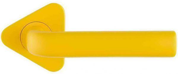 Ручка MVM S-1105 Yellow жовта