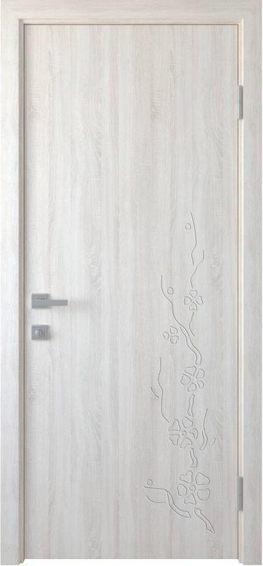 Дверне полотно Колорі Сакура ясень new