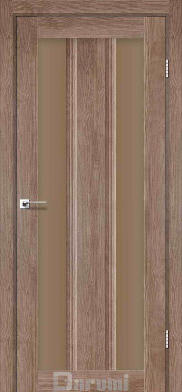 Двері міжкімнатні Darumi-Selesta горіх бургун br
