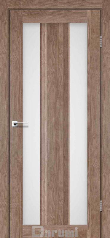Двері міжкімнатні Darumi-Selesta горіх бургун