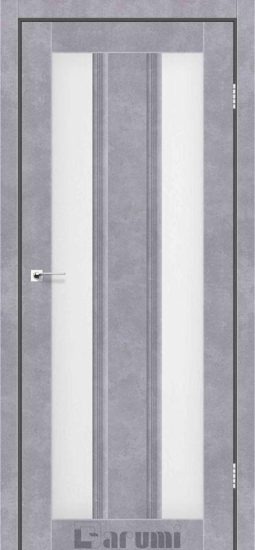 Двері міжкімнатні Darumi-Selesta сірий бетон