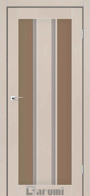 Двері міжкімнатні Darumi-Selesta димчастий краст br