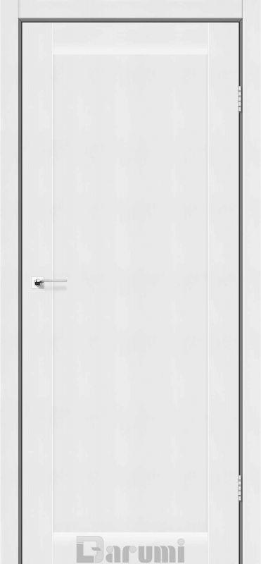 Двері міжкімнатні Darumi-Columbia білий текстурний
