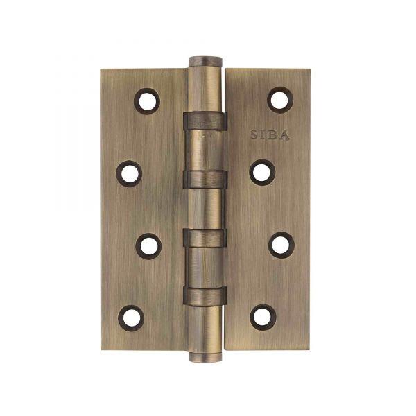 Завіса для дверей універсальна 2 BB-100 AB антична бронза