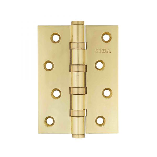 Завіса для дверей універсальна 2 BB-100 BP полірованна латунь