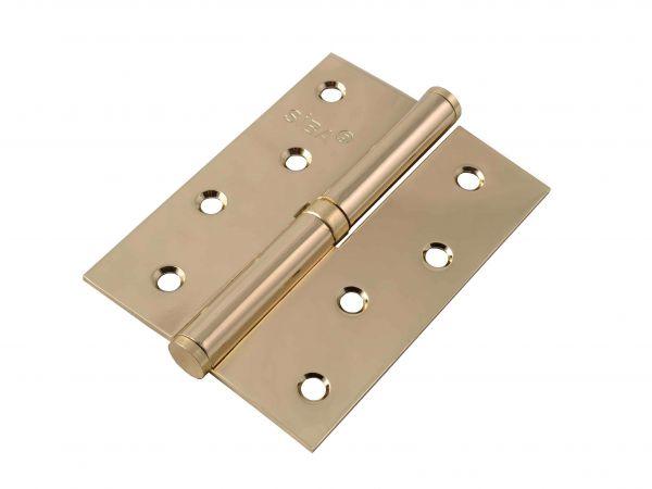 Завіса для дверей з'ємна права 1BB-100 R BP полірована латунь