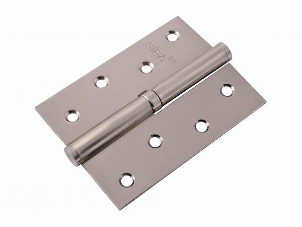 Завіса для дверей з'ємна права 1BB-100 R SN матовий нікель