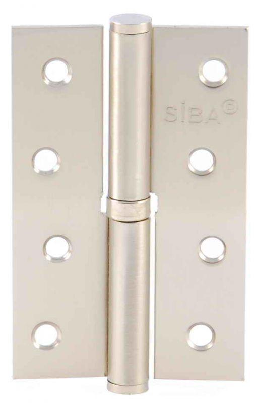 Завіса для дверей з'ємна права 1BB-100S R SN нікель матовий