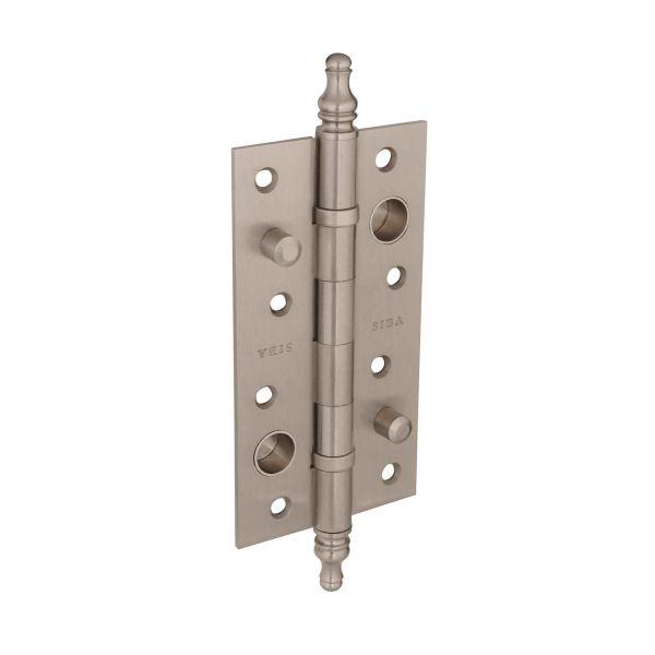 Завіса універсальна посилена протизнімна 2BB 150 SN нікель матовий