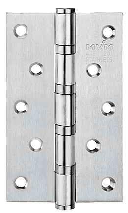 Завіса для дверей універсальна SS-120 SS нержавіюча сталь