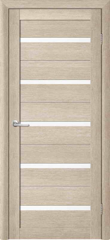 Дверне полотно  Albero Flora (T2) акація кремова
