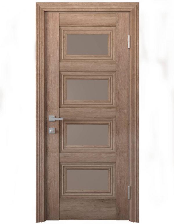 Дверне полотно Прованс Тесса Br горіх європейський
