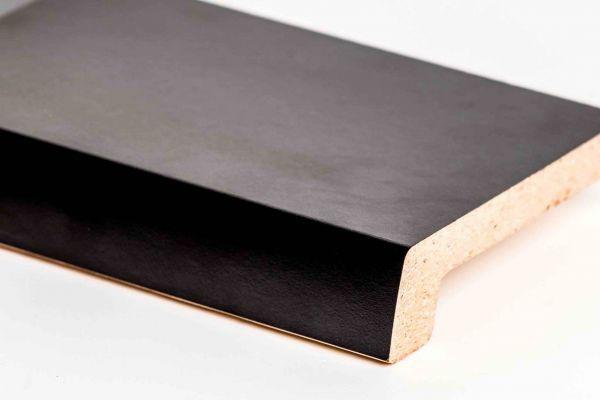 Підвіконня Topalit 407 Чорний Mono Design