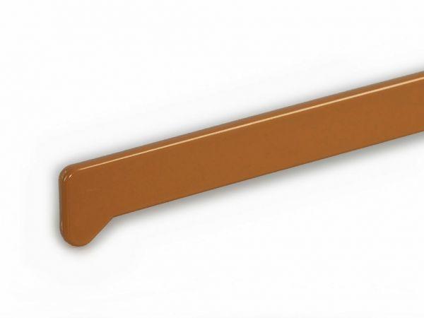 Заглушка торцева 460 мм Moller ML-40 золотий дуб