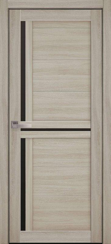 Дверне полотно Мода Трініті blk ясень патина