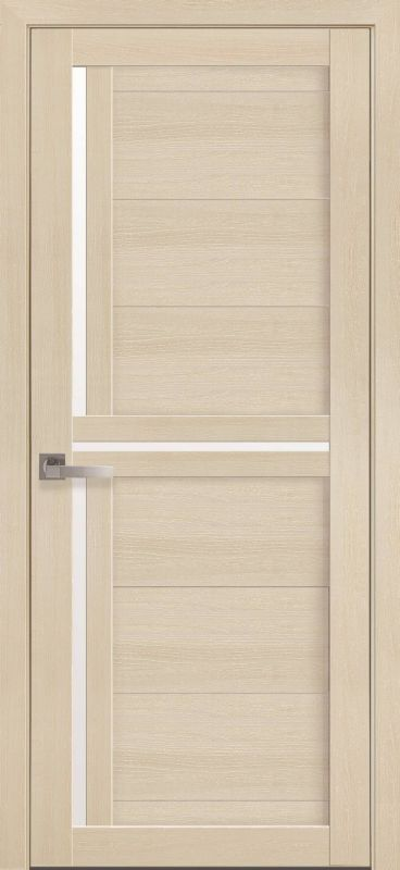 Дверне полотно Мода Трініті дуб перлинний