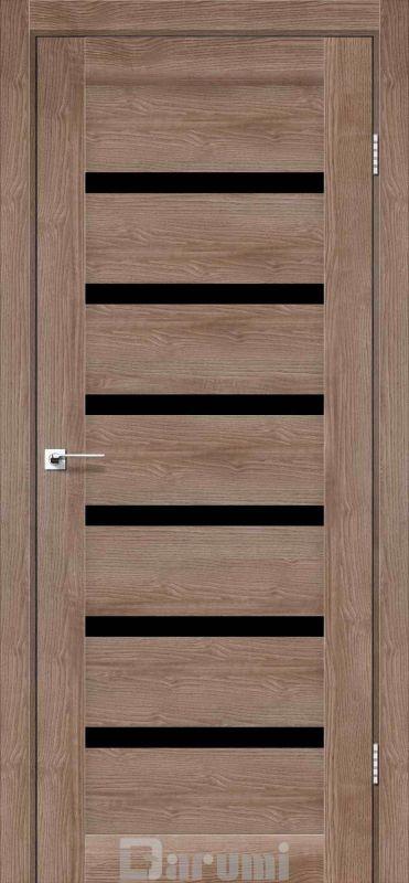 Двері міжкімнатні Darumi-Vela горіх бургун blk