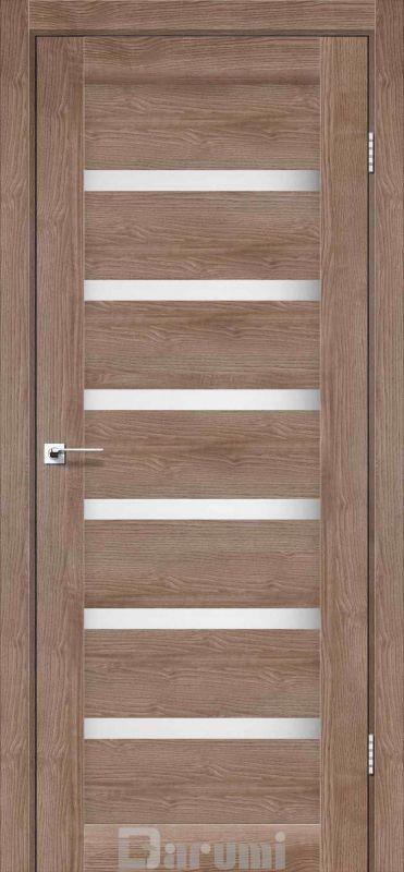 Двері міжкімнатні Darumi-Vela горіх бургун