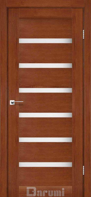 Двері міжкімнатні Darumi-Vela горіх роял
